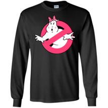 Lady Ghostbuster Long Sleeves Tshirt - $12.95+