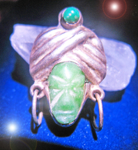 HAUNTED NECKLACE 700X CLEANSING CLEARING DJINN CONNECTIONS MAGICK 925 7 ... - $89,007.77