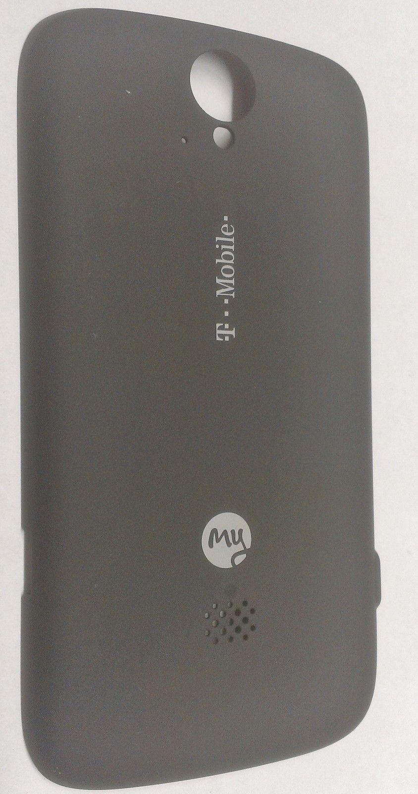 OEM Original Huawei myTouch Q  Back Cover Battery Door T-Mobile U8730 - Black