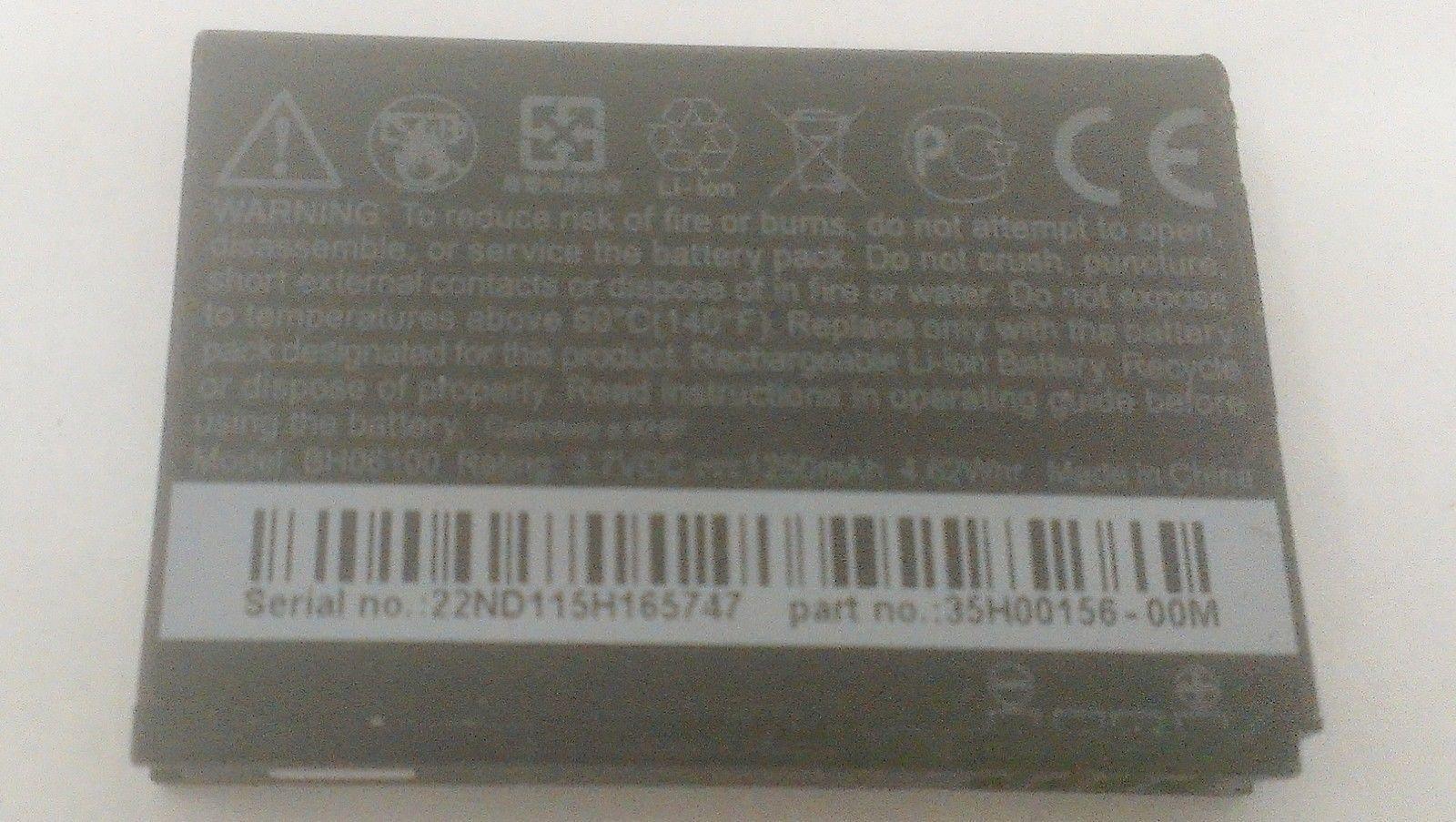 OEM HTC ChaCha / Status BH06100 Standard Battery 1250mAh 35H00156-00M  AT&T
