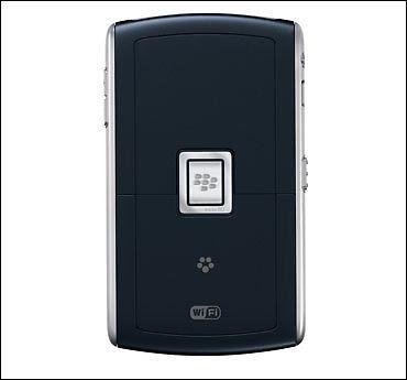 OEM BLACKBERRY 8820 BACK COVER DOOR T-Mobile BLUE