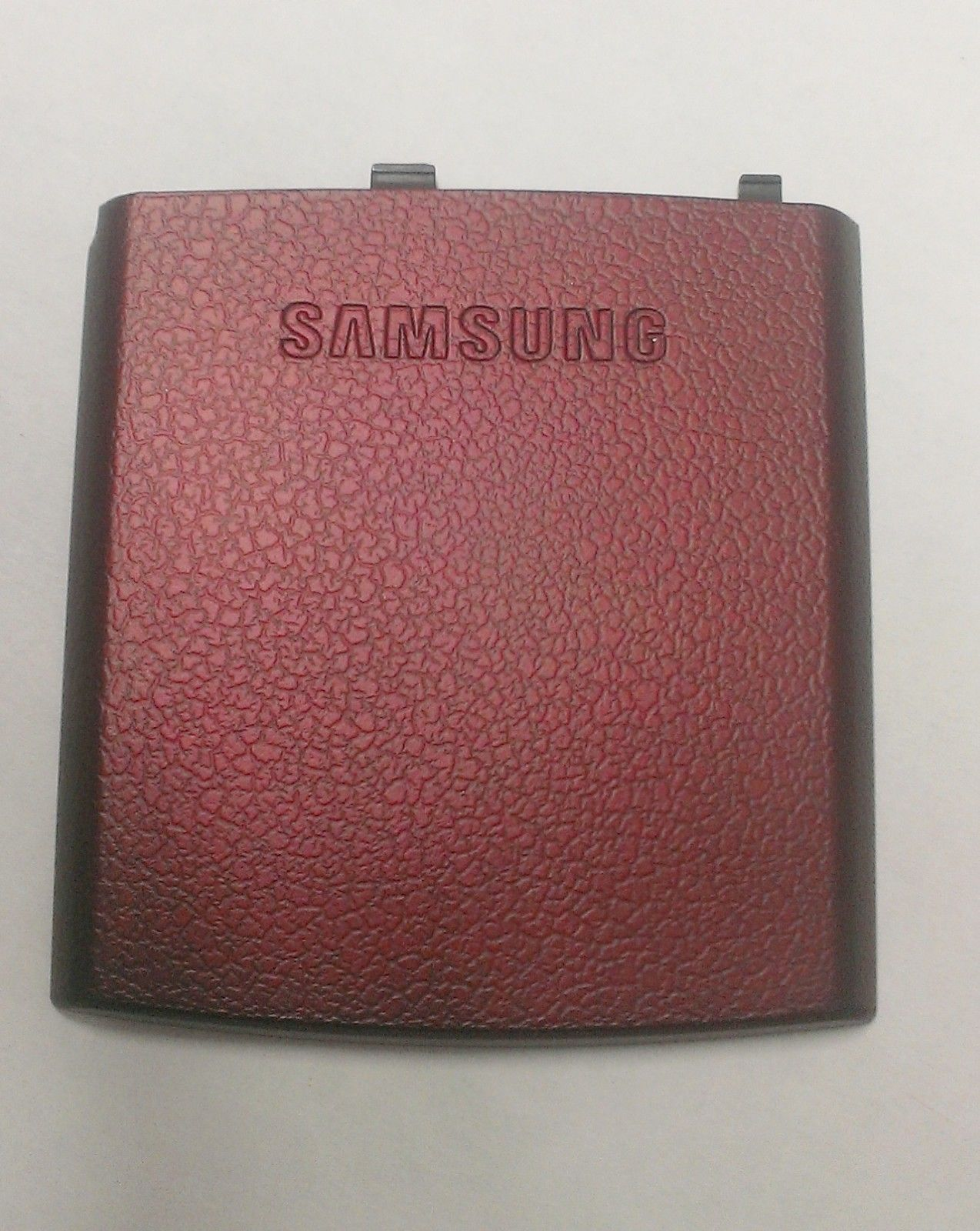 NEW OEM Samsung Blackjack 2 II Back Cover Door RED