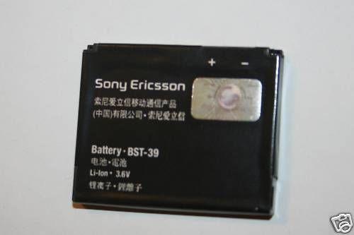 OEM Sony Ericsson Battery Equinox TM717 W908 T707 W508