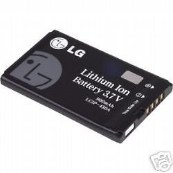OEM Original LG CE110 Battery LGIP-430A SBPL0089901