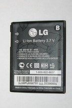 OEM LG LX610 Lotus Elite GT950 UX700  Battery LGIP-580N image 2