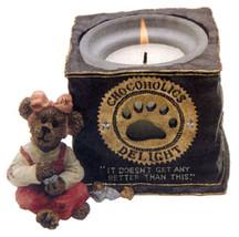 "Boyds Bearstone Votive ""Fannie Sweetcheeks"" #27956- Candle -NIB-  Retired - $23.99"