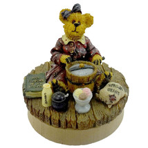 "Boyds Candle Topper ""Nellie..Homemade Goodies"" - #651201- Resin~ NIB- Re... - $29.99"