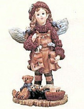 "Boyds Bears *Folkstone ""Fixit..Santa's Fairie"" #3600* Retired* 1996* New - $19.99"