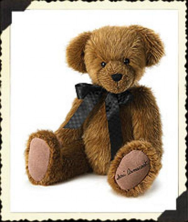 """Boyds Bears """"Arthur Oscar"""" -16"""" Signature Series- #919854- NWT- 2005-Retired"""