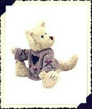"Boyds Bear ""Kitt Purrsley"" 8"" Plush Cat - #91711 -NWT- 1999 - Retired - $16.99"