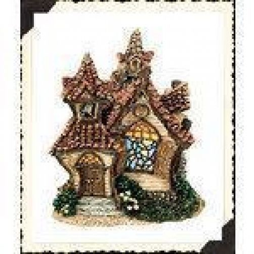 "Boyds Bearly Built Villages""Boydsenbeary Acres Lil' Country Church""#19045-2E-NIB"