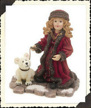 "Boyds Dollstone""Lara w/Perry.. Moscow at Midnight"" #3564* 1E*NIB* 2000* Retired - $19.99"