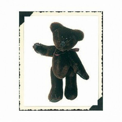 "Boyds Bear Wuzzie ""Tyrone F Wuzzie"" 2.5"" Wuzzie Bear #595160-05-New-1997-Retired"