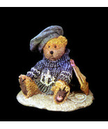 "Boyds Bears Bearstone ""Christian by the Sea"" #2012- 1993-  NIB-  Retired - $19.99"