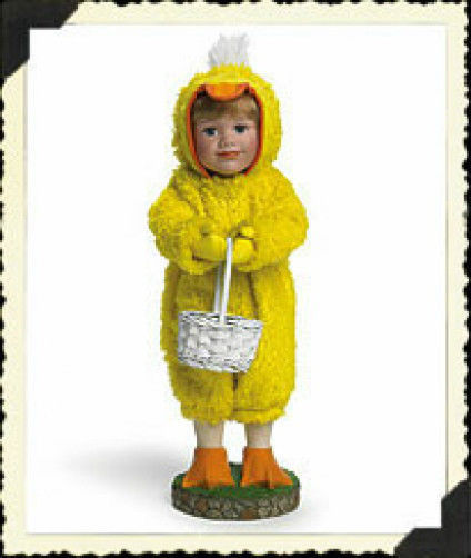 "Boyds Bears ""Bridgette"" 11"" Home Town Bunch Doll- #4525 - LE- NIB -2003- Retired image 2"