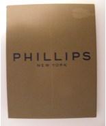 Phillips New York Art Catalogue - $20.00