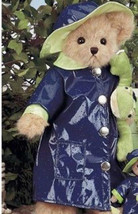 "Bearington Bears ""Puddles & Jumper"" 14"" Bear- #143113- NWT- 2007- Retired image 1"