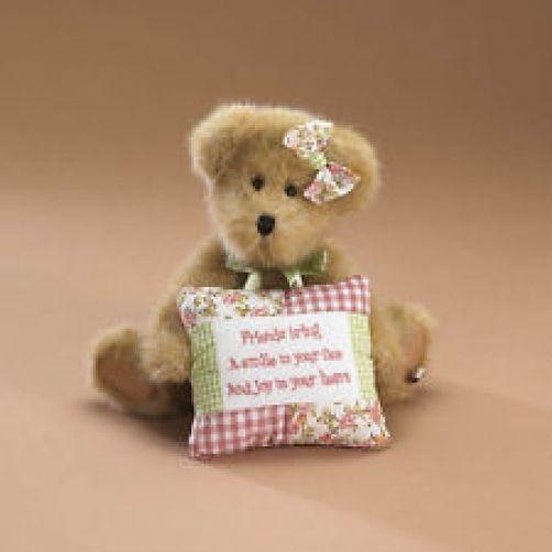 "Boyds Bears ""Ida Goodfriend""  8"" Message Bear* #903167 New* Retired"