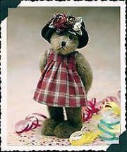 "Boyds Bears ""Lizzie Wishkabibble"" 10"" Special Event Bear #50002- NEW -Retired image 2"