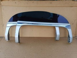 91-93 Cadillac Fleetwood 60 Special FWD Rear Wheel Well Fender Skirts Fillers image 1
