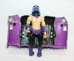 1993 Road Ready Mutations Shredder Tmnt Playmates toys vintage  - $12.86