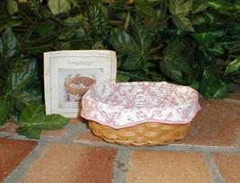 Longaberger 2003 Horizon Hope Basket Plastic Protector Only New Authentic image 2