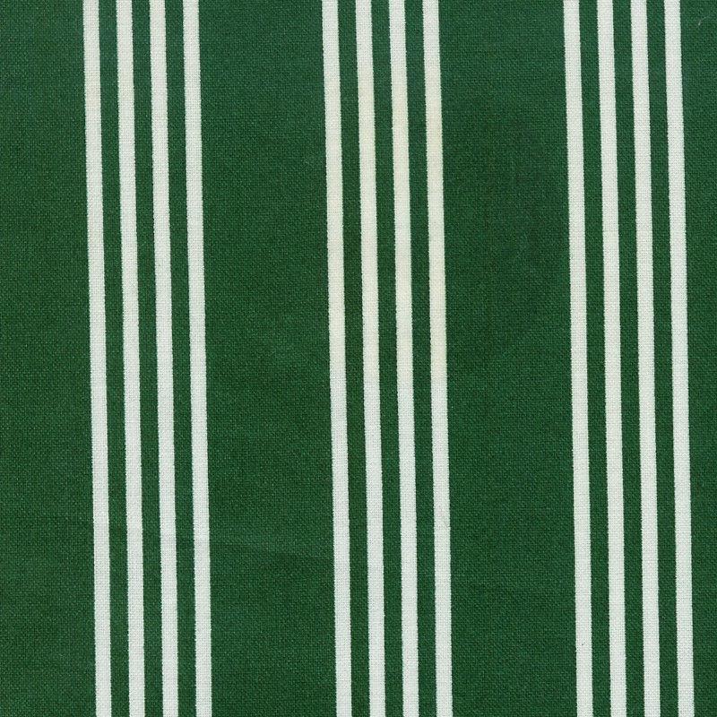Longaberger 1999 Holiday Hostess Pinecone Basket Green Stripe Fabric Liner New