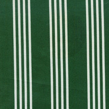 Longaberger 1999 Holiday Hostess Pinecone Basket Green Stripe Fabric Liner New image 1