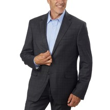 Kenneth Cole NY Men's Wool Suit Jacket, Gray - $124.99