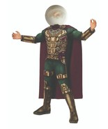 Rubies Spider Man Far From Home Mysterio Deluxe Childs Halloween Costume... - $50.40