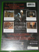 XBOX - HIT MAN 2 - SILENT ASSASSIN (Complete with Instructions) image 6