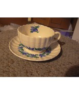 Copeland cup and saucer (Valencia s1248) 6 available - $5.79