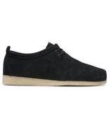 Clarks Originals Ashton Black Suede Men's Solid Round Toe Shoes 26141905 - $125.00