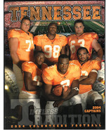 Tennessee Volunteers 2004 College Football Official Media Guide/Program-... - $18.95