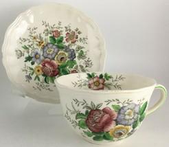 Royal Doulton Malvern D6197 Cup & saucer - $9.00