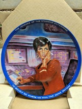 Uhura 1983 Star Trek Hamilton Collection Porcelain Collector Plate 1397 ... - $11.75