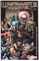 Ultimate Marvel Preview Sampler #1 Promo Comic Book Finch Dell'Otto Laro... - $3.99