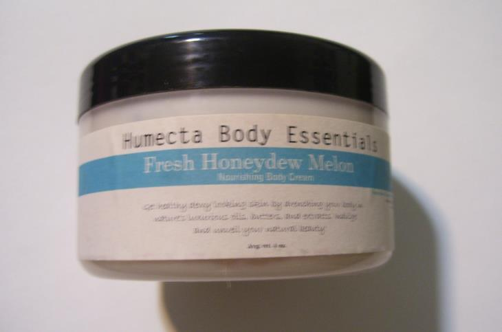 Humecta Body Cream 4 oz Fresh Honeydew Melon