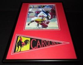 Jadeveon Clowney Framed 12x18 Pennant & Photo Display South Carolina - $65.09