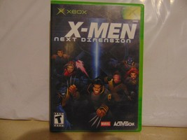 X-Men: Next Dimension (Microsoft Xbox, 2002) - $10.89