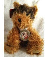 MAX Limited Edition Victoria's Secret 2003 Plush YORKIE With Picture Fra... - $12.95