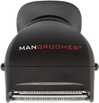 MANGROOMER - Back Hair Shaver Replacement Complete Attachment Head with Shock Ab