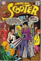 Swing With Scooter Comic Book #7 DC Comics 1967 FINE+ - $21.20