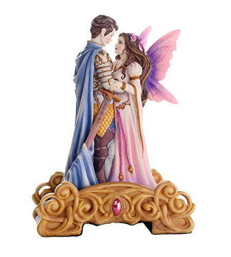 Primary image for Prince Charming and Fairy Princess Eternal Love Fairy Tale Collectible Figurine