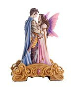 Prince Charming and Fairy Princess Eternal Love Fairy Tale Collectible F... - $49.49