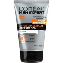 L'Oreal Paris Skincare Men Expert Hydra Energetic Aftershave Balm for Men with V