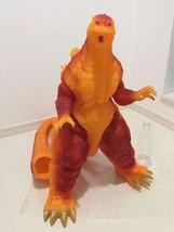BANDAI Burning Godzilla Soft vinyl figure Super big size Toy Very good U... - $3,040.00