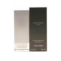 Contradiction For Men by Calvin Klein, EDT Spray - $113.74
