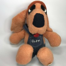"Animal Fair Vintage 1974 Clem Dog Plush 18"" RARE Hard to Find Excellent ... - $79.20"