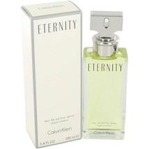 Calvin Klein Eternity 3.4 Oz Eau De Parfum Spray  image 4